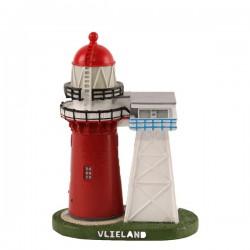 Vuurtoren Vlieland 13 cm.