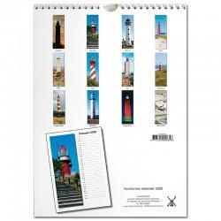 Vuurtorens Kalender 2020